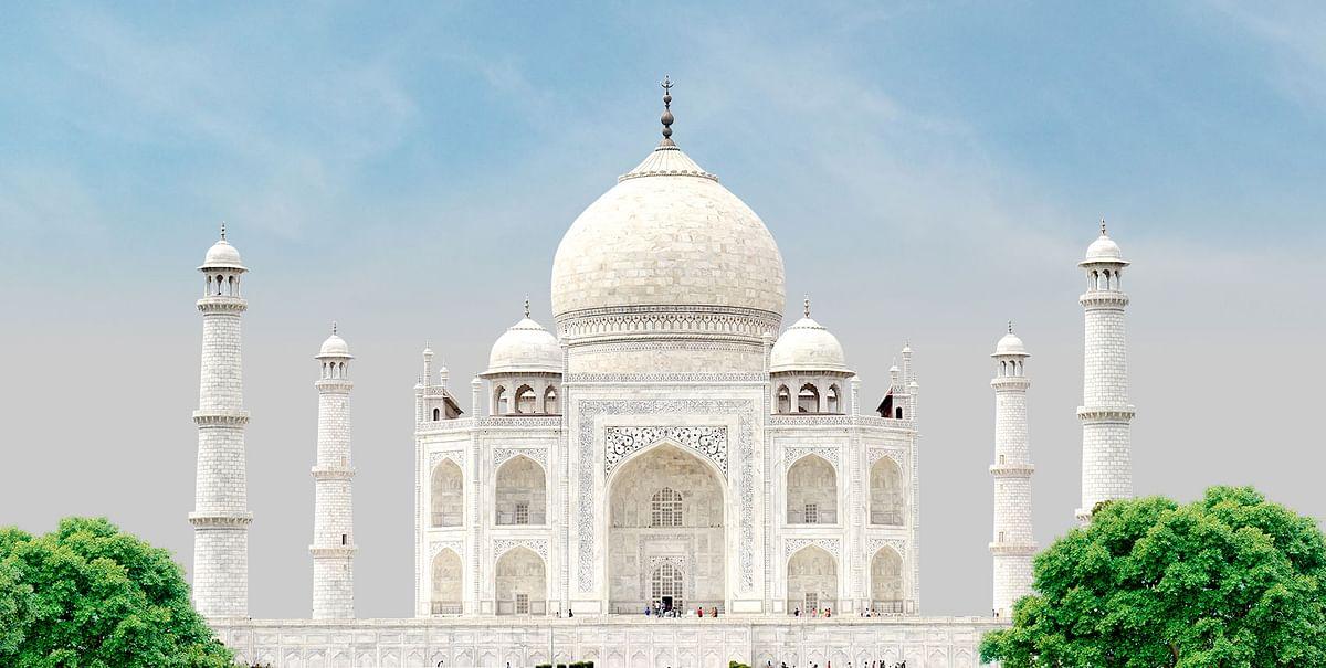 Taj Mahal परिसर में बम! फोन पर मिली सूचना, अधिकारियों ने कही ये बात...