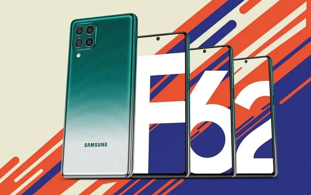 821 रुपये में घर ले जाएं Samsung Galaxy F62 स्मार्टफोन, जल्दी करें