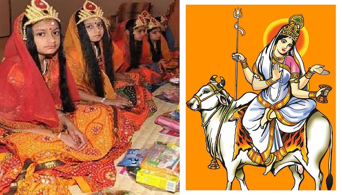 Chaitra Navratri Durga Ashtami 2021: दुर्गाष्टमी आज, ऐसे करें मां महागौरी व कन्या पूजन, जानें पूजा विधि, शुभ मुहूर्त और महत्व