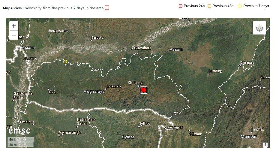 Earthquake in Bihar: बिहार में कई जगहों पर महूसस किए गए भूकंप के तेज झटके, दहशत में घरों से बाहर निकले लोग