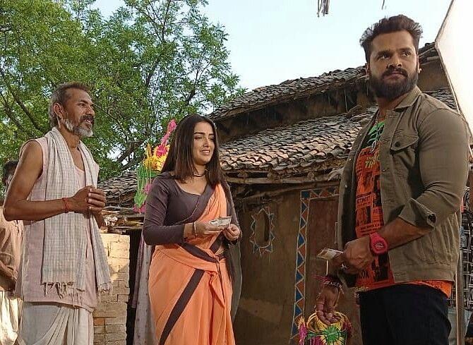 काम की तलाश में गांव-घर छोड़कर शंभु राणा गये थे मुंबई, हिंदी सीरियल के बाद अब भोजपुरी फिल्मों में दिखा रहे अभिनय का हुनर, एक्टिंग के शौक को ऐसे मिला मुकाम