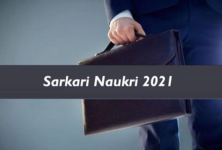 Sarkari Naukri-Exam Result 2021 LIVE Updates : 10वीं पास से लेकर ग्रेजुएट तक के लिए 20000 सरकारी वैकेंसी, यहां जानिए आवेदन से लेकर सभी जानकारियां