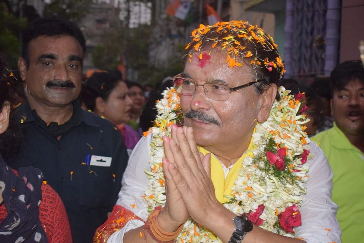 उत्तर 24 परगना से TMC उम्मीदवार मदन मित्रा अस्पताल में भर्ती, जानिये क्या है तकलीफ?