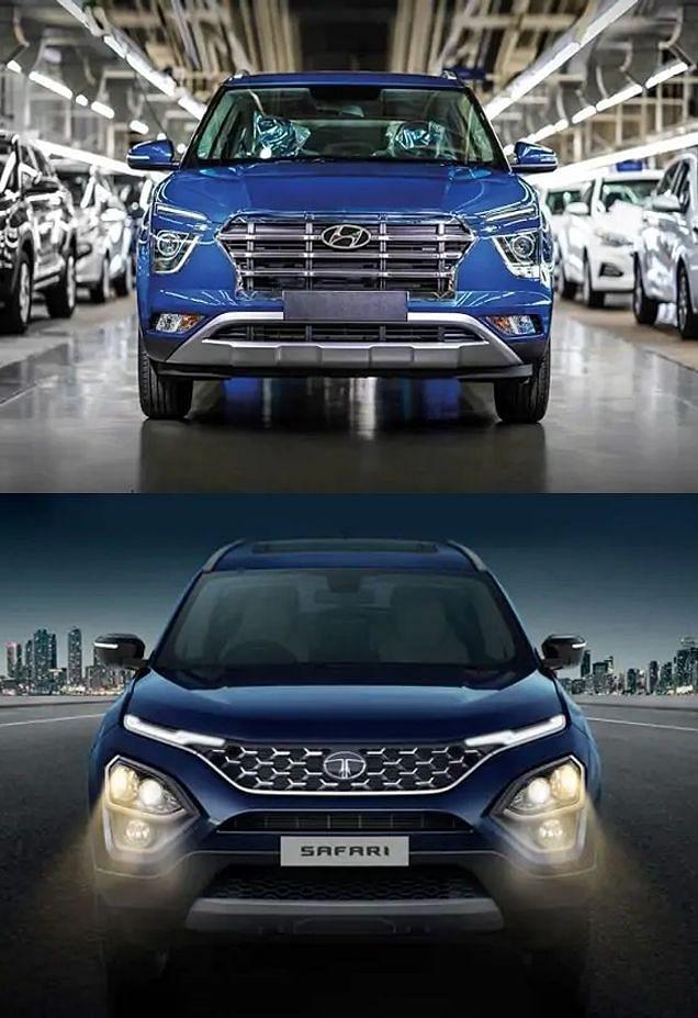 Hyundai Alcazar vs Tata Safari: कौन-सी SUV किस पर भारी?