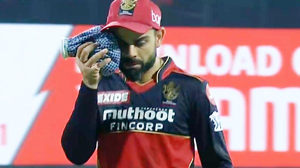 IPL 2021: विराट का क्रिकेट के प्रति है गजब का जुनून, आंख में लगी गेंद, चोटिल होने के बावजूद मैदान पर उतरे और खेली शानदार पारी