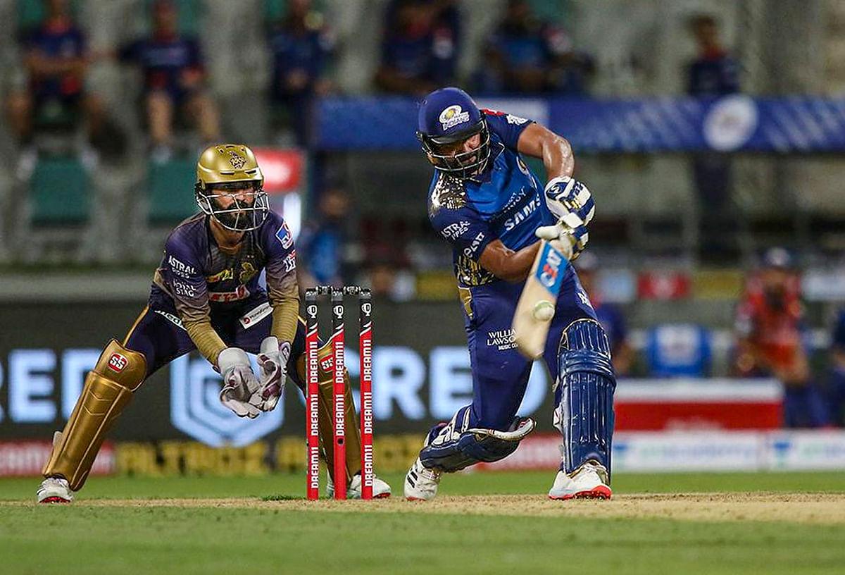VIVO IPL 2021 MI vs KKR Live Score Streaming : रसेल की घातक गेंदबाजी, एक ही ओवर मुंबई को दिया दो झटका, MI 130/7 (18)