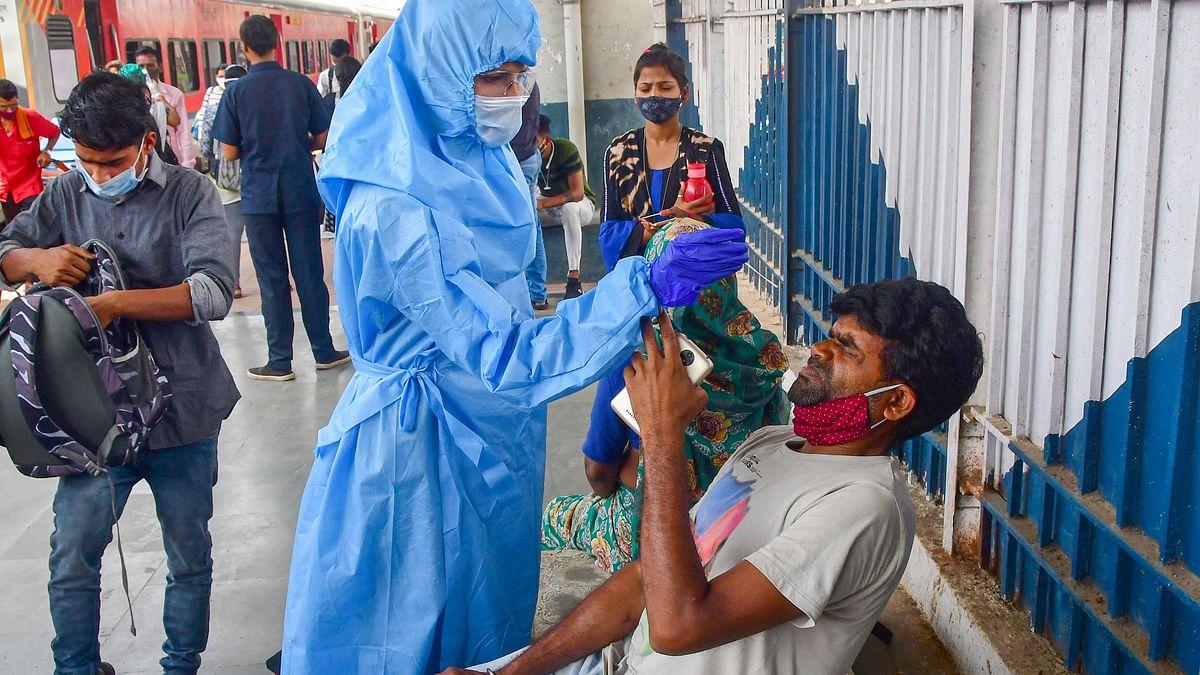 Corona Blast: महाराष्ट्र में थम नहीं रही कोरोना की रफ्तार, फिर आए 55000 से ज्यादा मामले, 309 मौतें, जानें बाकी राज्यों का हाल