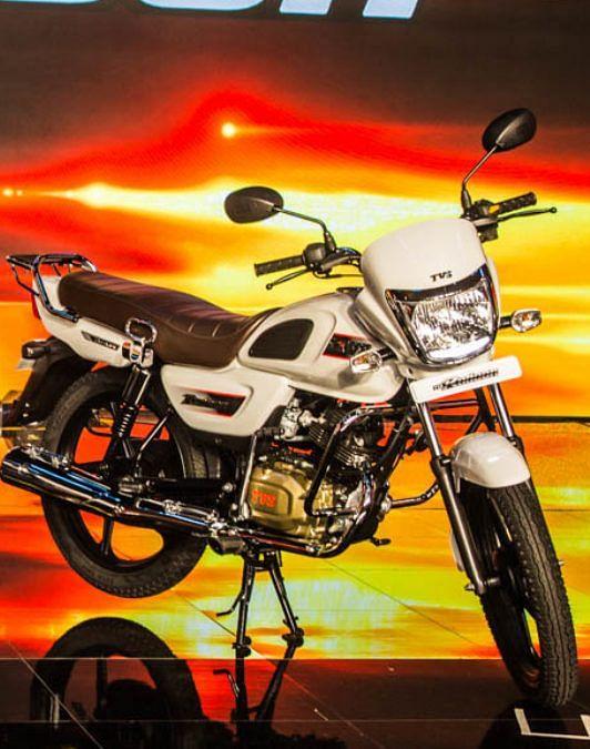 TVS Radeon बाइक घर ले जाएं 2 हजार रुपये से कम EMI पर, फायदेमंद है ऑफर