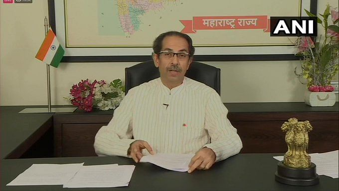 CM Uddhav Thackeray : महाराष्ट्र में कोरोना की स्थिति बद से बदतर, लापरवाही प्रदेश को लाॅकडाउन की ओर ले जा रही, सीएम ने कहा
