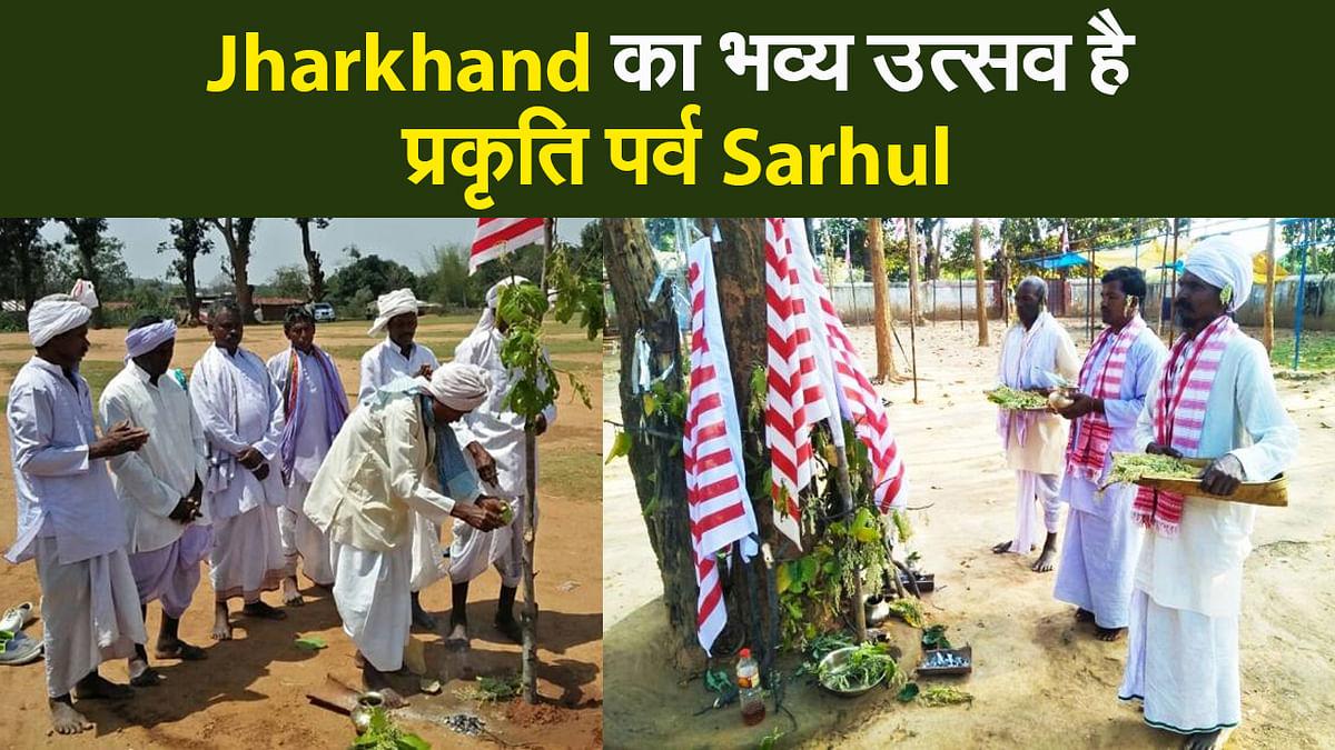 झारखंड का भव्य उत्सव है प्रकृति पर्व 'सरहुल', जानिए आदिवासियों के इस विशेष त्योहार और इससे जुड़ी मान्यताओं के बारे में