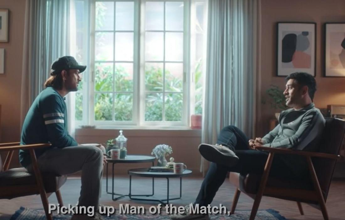 ...जब धौनी ने धौनी का इंटरव्यू लिया, याद की 2011 वर्ल्ड कप विस्फोटक बल्लेबाजी, देखें पूरा VIDEO