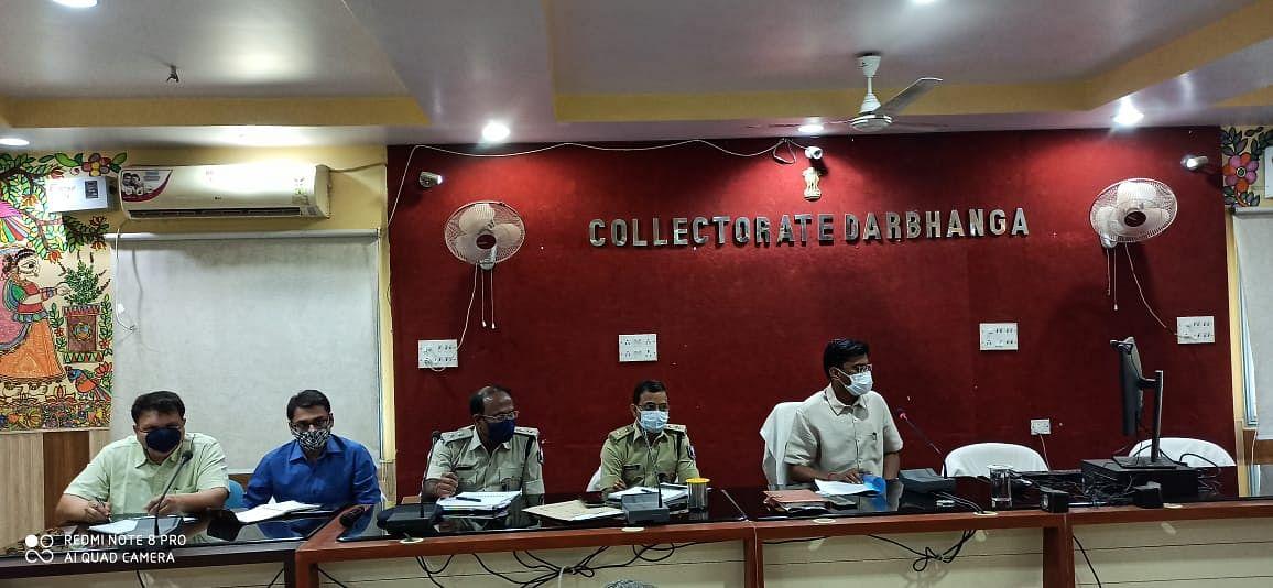 Coronavirus in Bihar : चिकित्सा पदाधिकारियों और स्वास्थ्य कर्मियों की छुट्टी 31 मई तक रद्द , बना कंटेनमेंट कोषांग