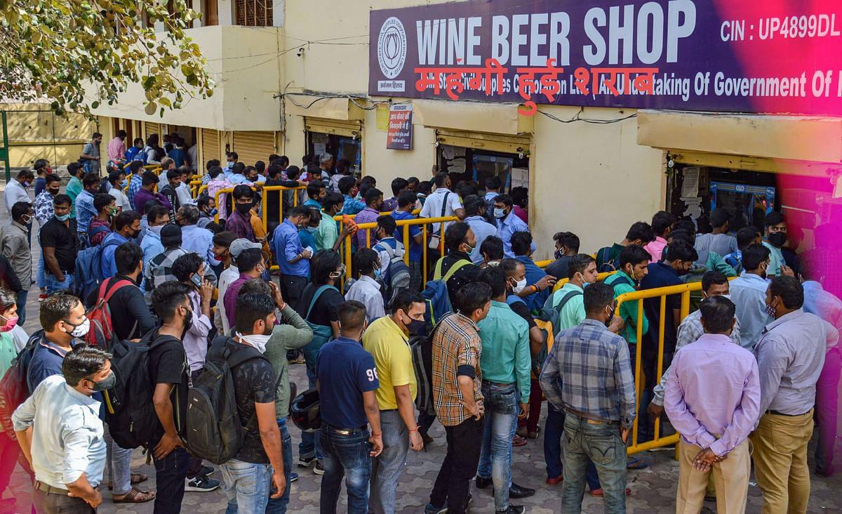 Liquor Expensive : महंगी हुई शराब, बीयर के दाम हुए कम, जानें कितना हो गया रेट