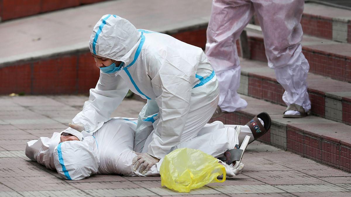Coronavirus In India : कोरोना का कोहराम जारी, पिछले 24 घंटे में रिकॉर्ड 3.3 लाख से अधिक मामले