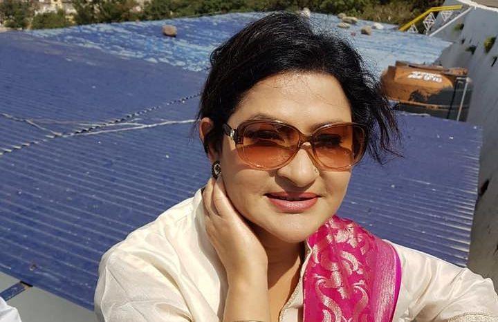 चौरंगी से चुनाव लड़ रहीं सुदीप की पत्नी नयना बंद्योपाध्याय