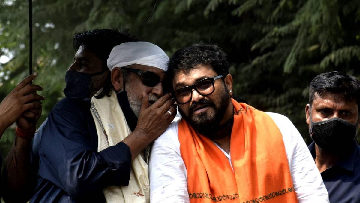 Bengal Election 2021: हाॅटसीट टालीगंज में बवाल, बीजेपी कैंडिडेट बाबुल ने पकड़ा 'फर्जी वोटर', मौके पर बड़ी संख्या में पुलिस