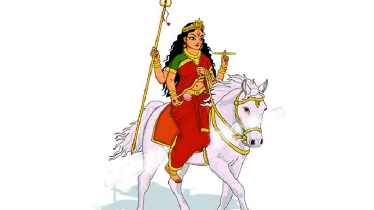 Chaitra Navratri 2021: आज घोड़े पर सवार होकर आयी मां दुर्गे, इस वाहन पर होंगी विदा, जानें उनके सवारी के मायने