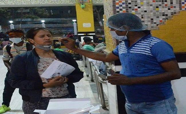 Coronavirus Updates: भागलपुर में कोरोना के 165 नये मरीज, जानें किन क्षेत्रों से कितने पाये गये पॉजिटिव