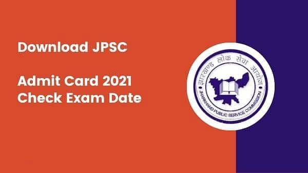 JPSC Admit Card 2021: झारखंड लोक सेवा आयोग ने जारी किया एडमिट कार्ड, कोविड से बचने के लिए होगा सोशल डिस्टेंसिंग का पालन