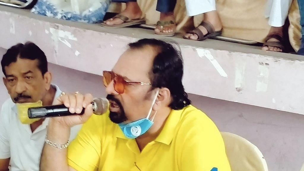 छठे चरण के मतदान से पहले TMC के प्रदेश सचिव वी शिवदासन दासू ने किया बड़ा दावा