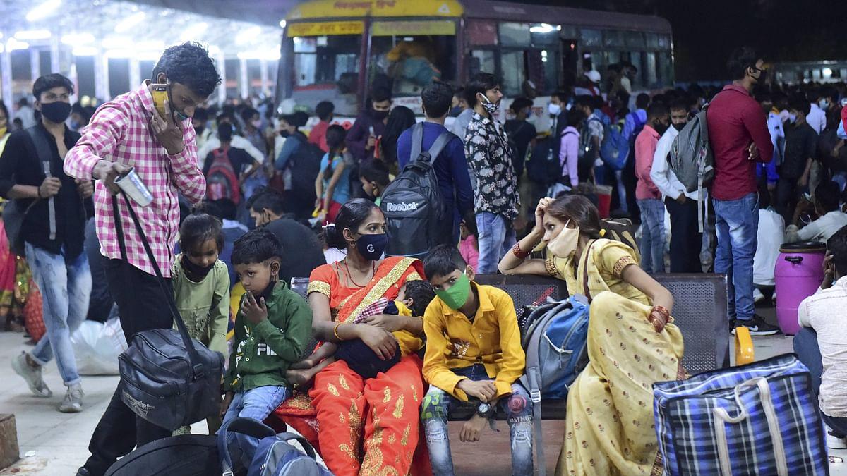 Coronavirus LIVE : महाराष्ट्र में लगेगा पूर्ण लॉकडाउन! थोड़ी देर में हो सकती है घोषणा