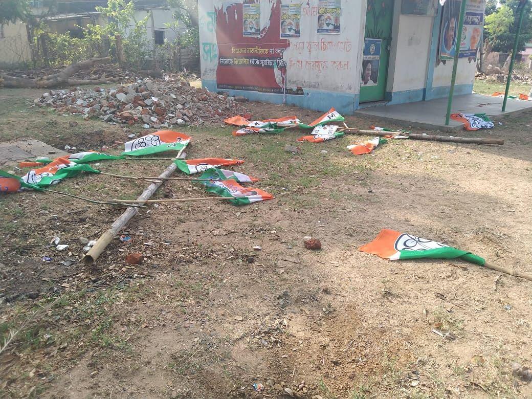 WB Election Fifth Phase : ममता बनर्जी के खिलाफ प्राथमिकी दर्ज, सुरक्षाबलों के खिलाफ आम लोगों को भड़काने का आरोप