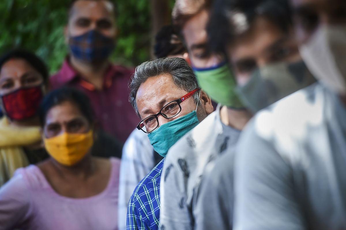 Coronavirus in Bihar : कमजोर हुआ कोरोना, बिहार में संक्रमण दर घटी, रिकवरी दर बढ़ी