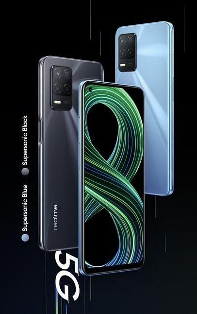 Realme 8 5G: आ गया भारत का सबसे सस्ता 5G स्मार्टफोन, 8GB रैम और 48MP ट्रिपल रियर कैमरा से है लैस