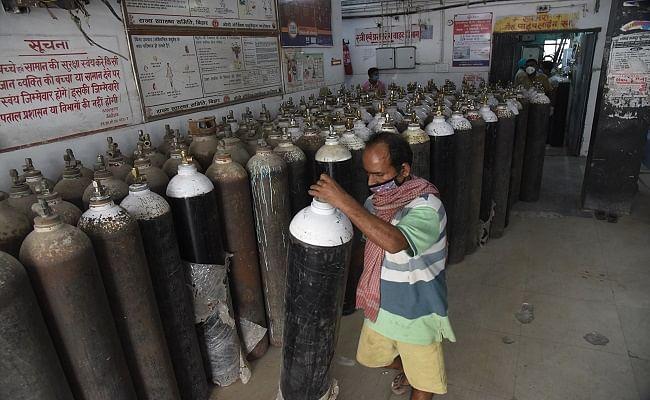 बिहार में 14 स्थानीय प्लांट से शुरू हुई जिलों में  ऑक्सीजन की आपूर्ति, सातों दिन 24 घंटे चालू रखने का निर्देश