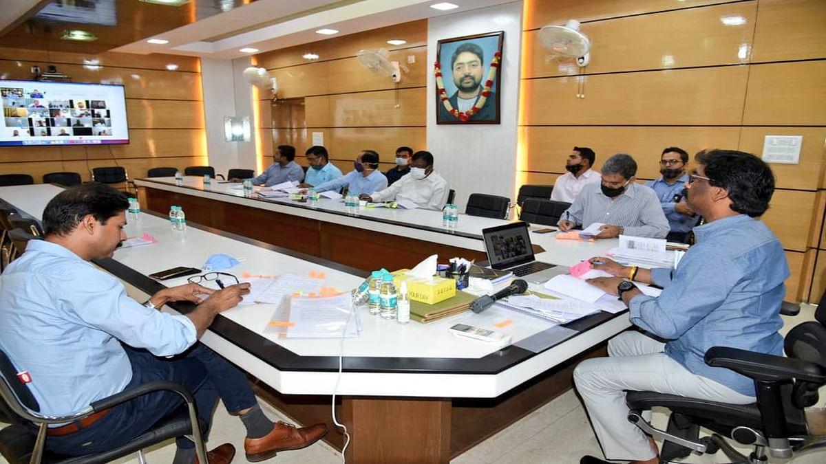 झारखंड को 539 किमी लंबी 21 सड़क परियोजनाओं की मिली सौगात, केंद्रीय मंत्री नितिन गडकरी से CM हेमंत ने नयी परियोजनाओं संबंधी रखी कई बात