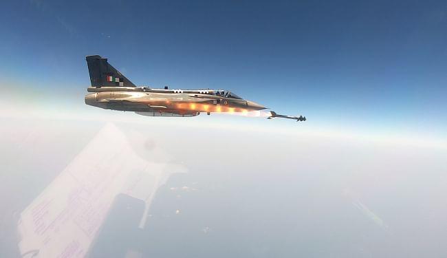DRDO ने हवा से हवा में मार करनेवाली मिसाइल पाइथन-5 का किया सफल परीक्षण, हथियारों के बेड़े में किया गया शामिल
