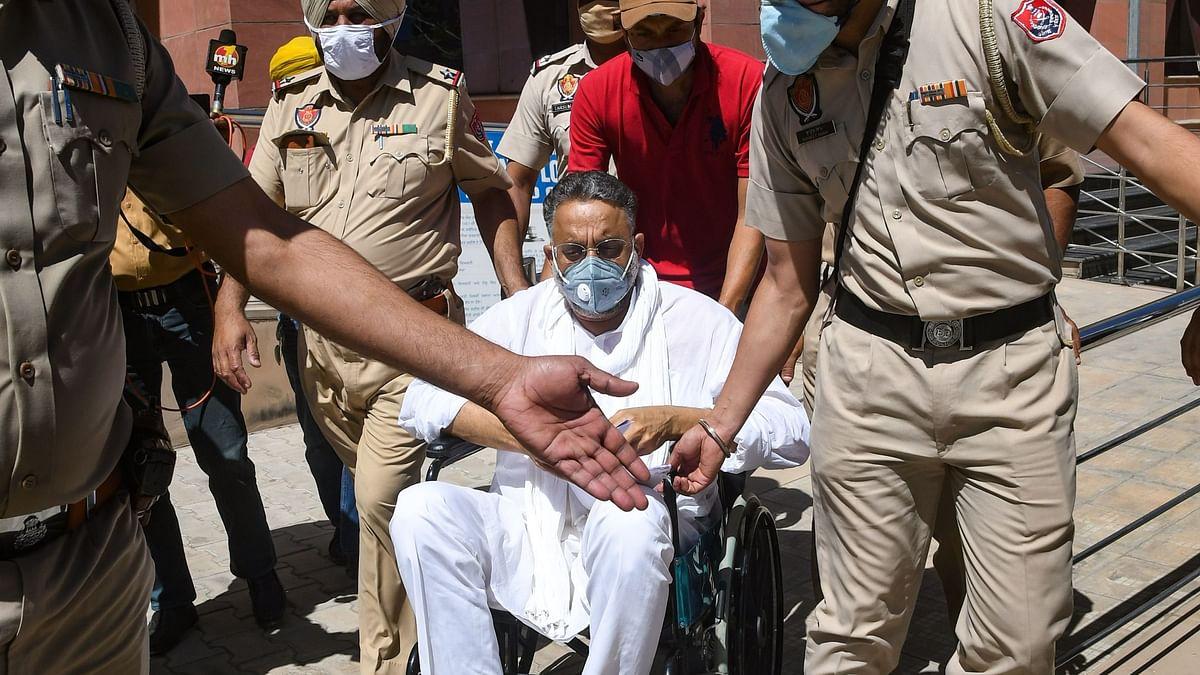 Gangster Mukhtar Ansari : बांदा जेल में बंद मुख्तार अंसारी की तबियत खराब, बढ़ा ब्लड प्रेशर और शुगर कहीं उसे…