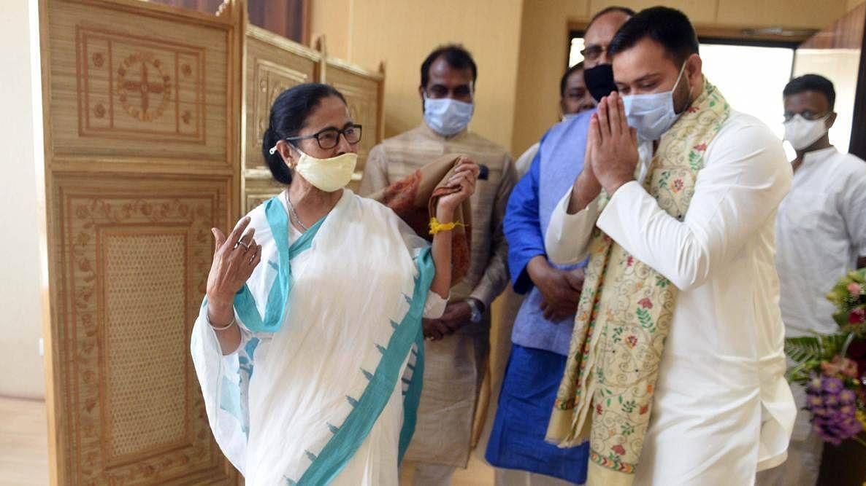 बंगाल के रण में उतरेंगे RJD नेता तेजस्वी यादव,  ममता बनर्जी और टीएमसी के लिए इस दिन से करेंगे चुनाव प्रचार