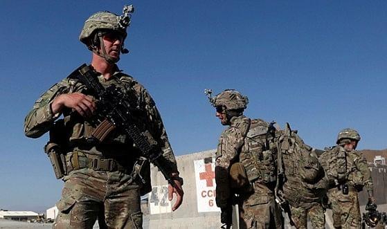 अफगानिस्तान से अमेरिकी सेना की वापसी