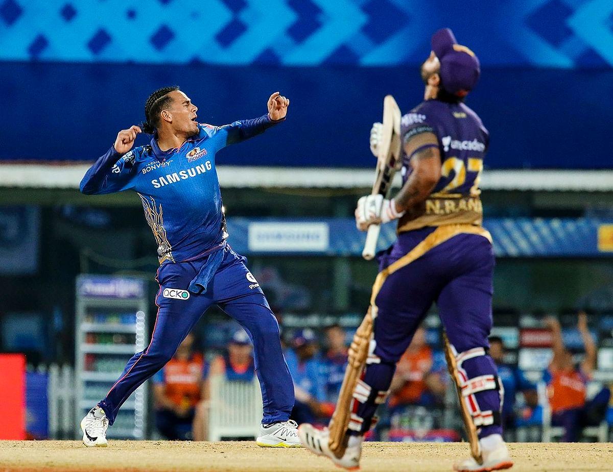 VIVO IPL 2021 MI vs KKR Live Score Streaming : मुंबई की शानदार वापसी, रोमांचक मुकाबले में केकेआर को 10 रन से हराया