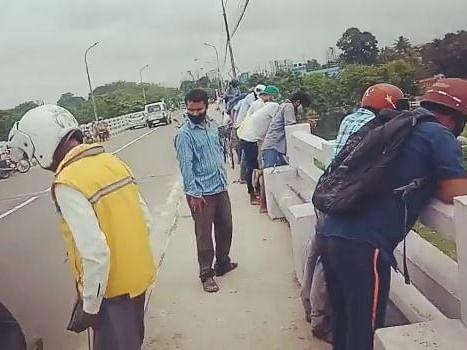 सास-ससुर के 'गंदे काम' की कहानी वीडियो में बतायी, फेसबुक पर अपलोड किया, फिर युवक ने नदी में  कूद की आत्महत्या