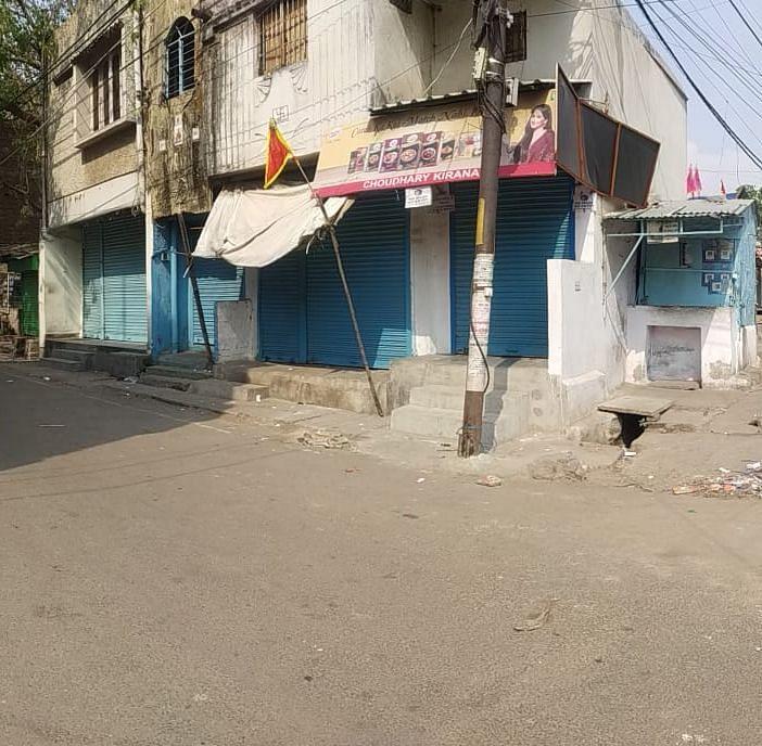 झारखंड में मिनी लॉकडाउन का असर, दोपहर 2 बजे के बाद पसरा सन्नाटा