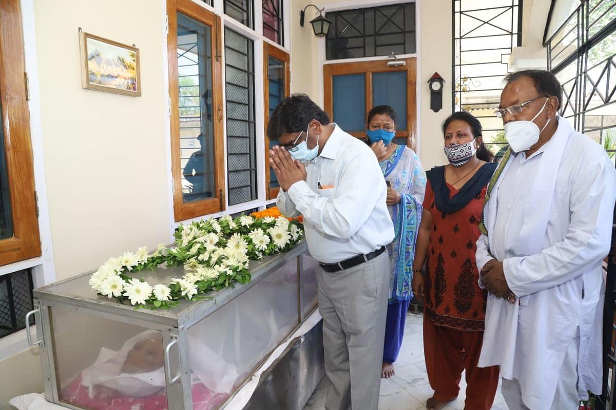 बिहार के पूर्व मंत्री रहे बंदी उरांव का निधन, सीएम हेमंत सोरेन ने जताया शोक, मांडर विधायक बंधु तिर्की ने बताया एक युग का अंत