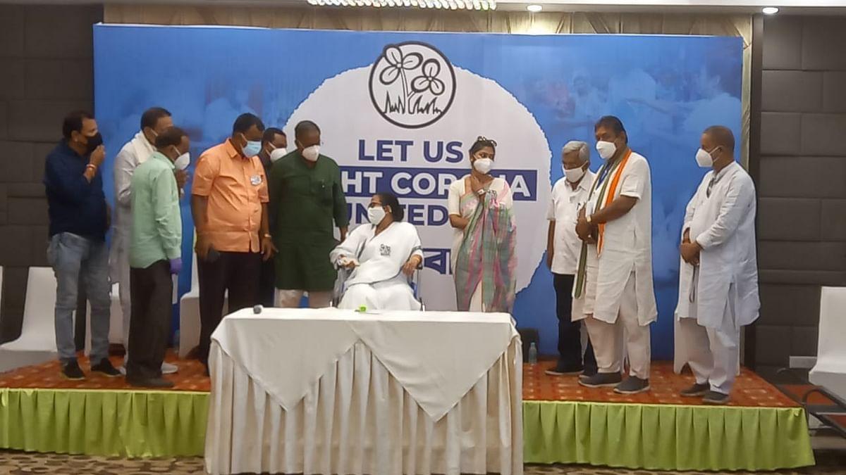दुर्गापुर से ममता बनर्जी का दावा, छठे चरण में टीएमसी 35 से ज्यादा सीटें जीतेगी