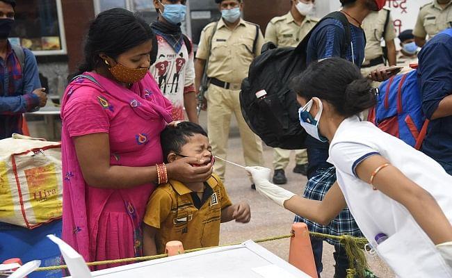 बिहार के 12 जिलों में एक भी नये कोरोना संक्रमित नहीं, 99 फीसदी के करीब पहुंचा रिकवरी रेट