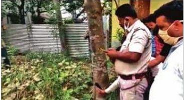 उत्तर दिनाजपुर में BJP कार्यकर्ता के घर के पास मिली बम से भरी बोरी, TMC पर लगाया आरोप