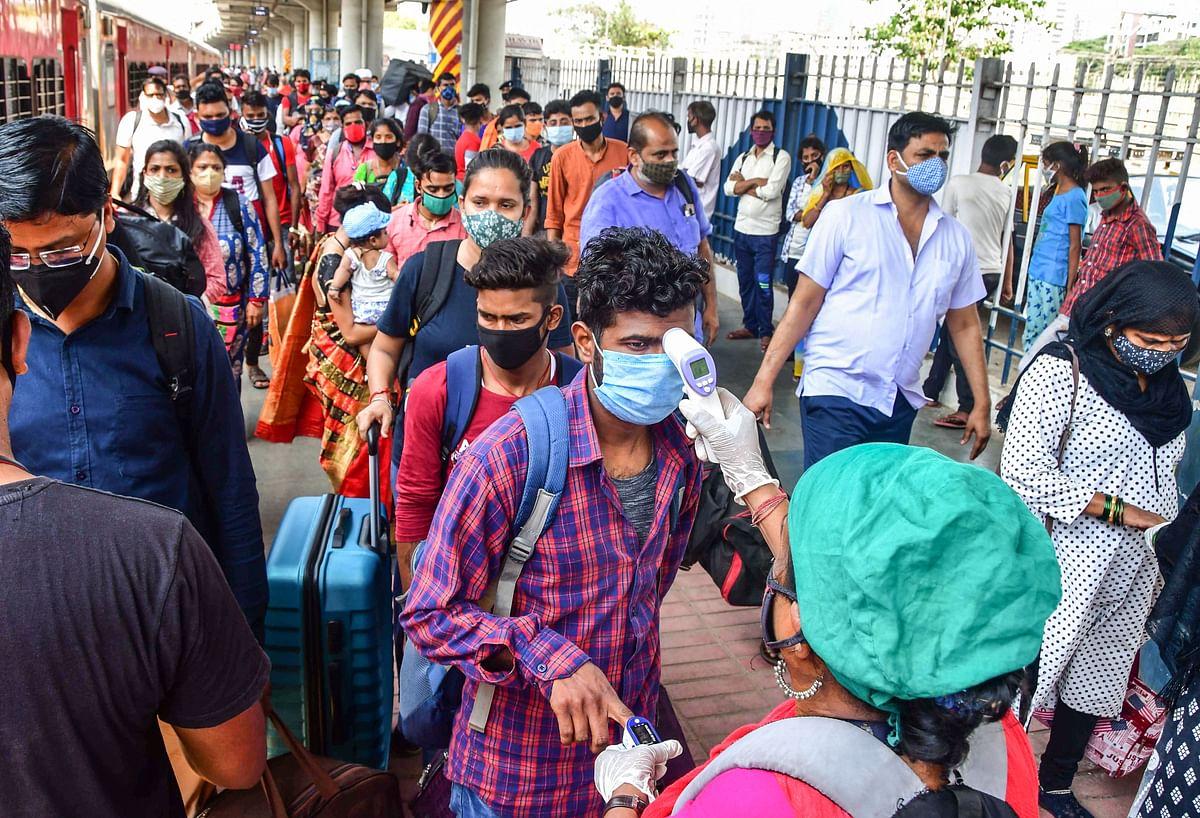 Coronavirus New Cases LIVE Updates : मुंबई के विनायक अस्पताल में ऑक्सीजन की कमी के कारण 7 कोरोना संक्रमित की मौत
