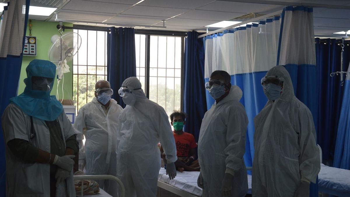 बिहार में कोरोना से डॉक्टर या स्वास्थ्य कर्मियों की मौत हुई, तो परिजनों को सेवाकाल तक सैलरी