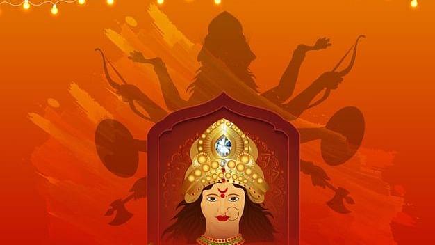 Happy Chaitra Navratri 2021 Wishes, Images, Quotes: जिसने मां के दरबार में..अपनी बंद किस्मत का ताला खोल दिया...इस चैत्र नवरात्रि पर अपनों को यहां से भेजें नवरात्रि पर्व की ढेर सारी शुभकामनाएं