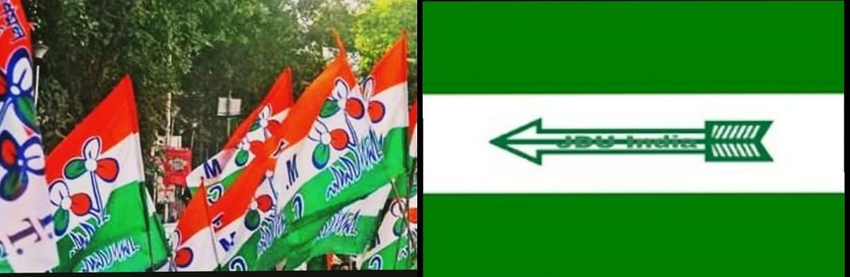 बंगाल चुनाव 2021: शालीमार में भिड़े TMC और JDU के कार्यकर्ता, शिकायत दर्ज