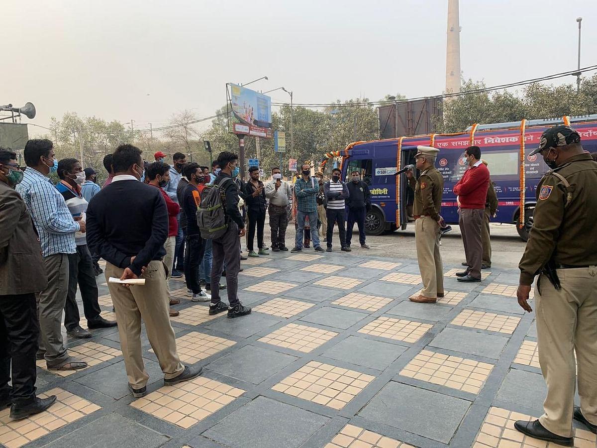दिल्ली में कोरोना संक्रमण का आंकड़ा 4 हजार के पार, नियमों का उल्लंघन करने पर FIR- वसूला जा रहा जुर्माना