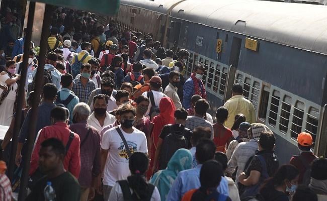 Bihar Corona News: बाहरी राज्यों से आने वाली ट्रेनों से बढ़ा बिहार में कोरोना का संकट, सौ में तीन यात्री मिल रहे पॉजिटिव, बन रहा संक्रमण चेन