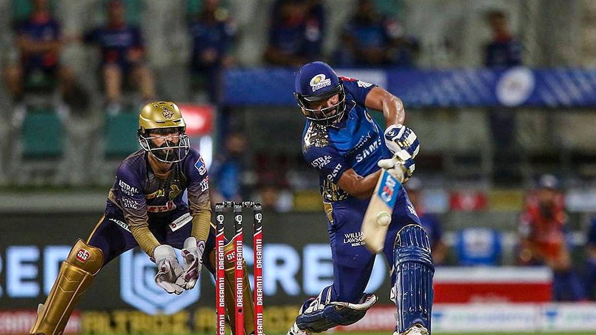 IPL 2021 MI vs KKR : मुंबई ने केकेआर के जबड़े से छीनी जीत, सहवाग ने अंडरटेकर का वीडियो शेयर कर ऐसे लिये मजे