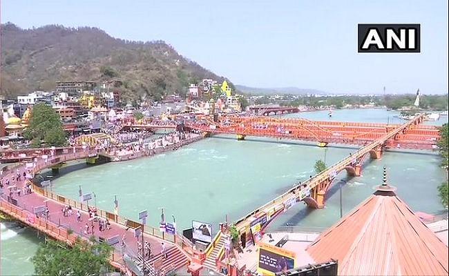 Haridwar Kumbh Mela 2021 : कुंभ मेले में तीसरे शाही स्नान के लिए आने वाले भक्तों से उत्तराखंड के सीएम की खास अपील, कोरोना दिशानिर्देशों का पालन करते हुए इन बातों का रखें ख्याल