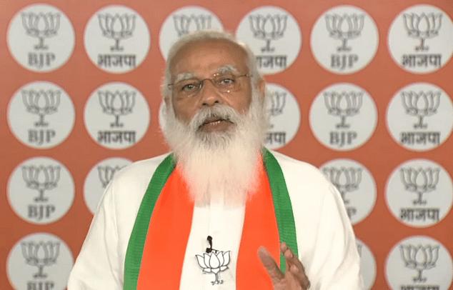 दो मई से बंगाल में BJP सरकार, बंगाल की अंतिम चुनावी रैली में पीएम मोदी का बड़ा दावा